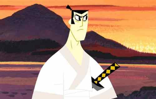 The top 10 cartoon characters who would make better presidents includes Samurai Jack.