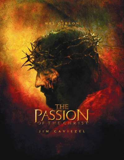 The Passion of the Christ is one of the most controversial movies ever released.