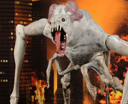 The monster from Cloverfield turned out to be not so surprising.