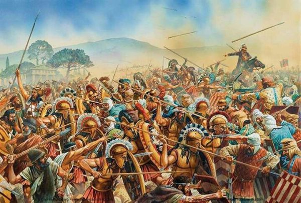 The Greco-Persian Wars ended with the Greek victory.