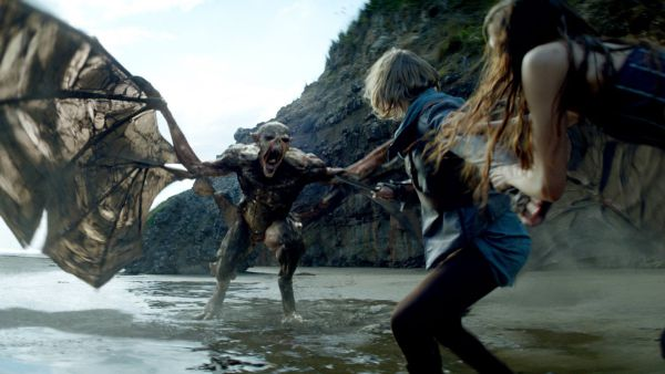 One of the reasons to watch the new Shannara Chronicles series is the thrilling storyline.
