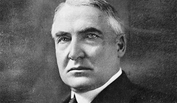 The top U.S. presidents with the shortest terms includes Warren G. Harding.