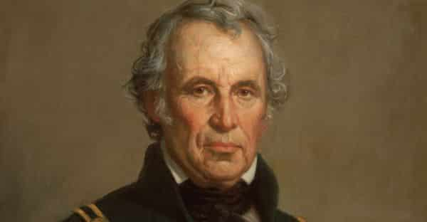 Zachary Taylor is among the U.S. presidents with the shortest terms.