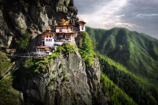 Paro Taktsang Monastery - Most Beautiful Temples In Asia