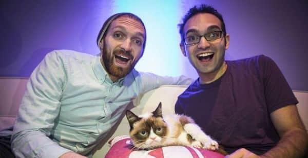 Crazy Celebrity Trademarks - FIne Brothers