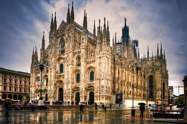 Milan Cathedral - Breathtaking Gothic Cathedrals