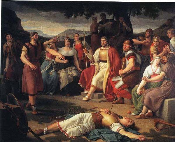 Weirdest Norse Myths - Baldur's Cause Of Death