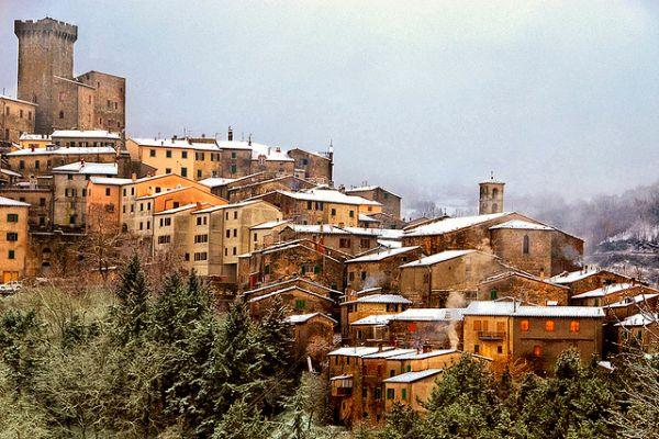 Interesting Facts About Tuscany - Ski Resort
