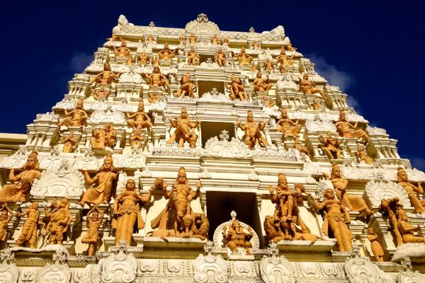Sri Senpaga Vinayagar Has Earned A Spot As Most Beautiful Temples In Asia