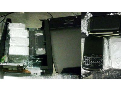 VCR Filled With Smartphones - Insane Things Found By Airport Security