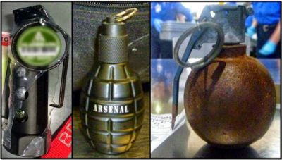 Drugs In A Grenade, Some Of The Insane Things Found By Airport Security
