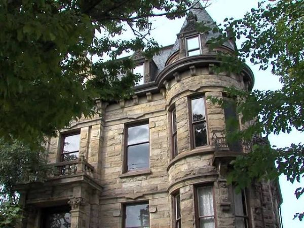 Franklin, One Of TheMost Haunted Castles In The World