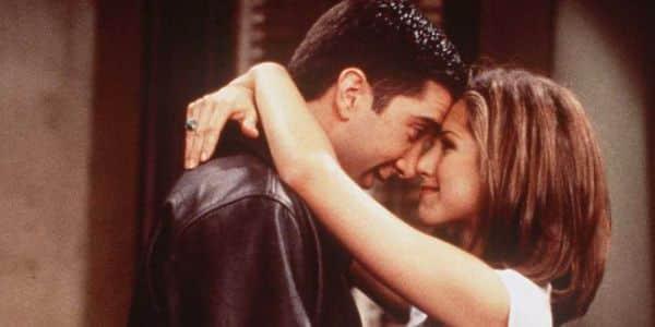 Ross and Rachel - Friendship