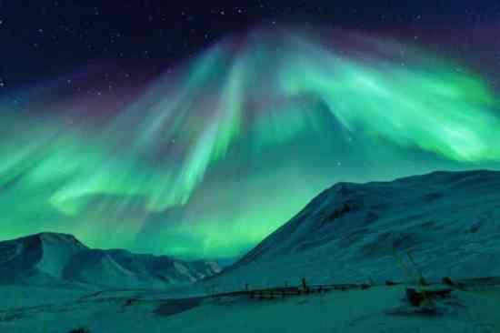Most Astonishing Natural Wonders - Auroras