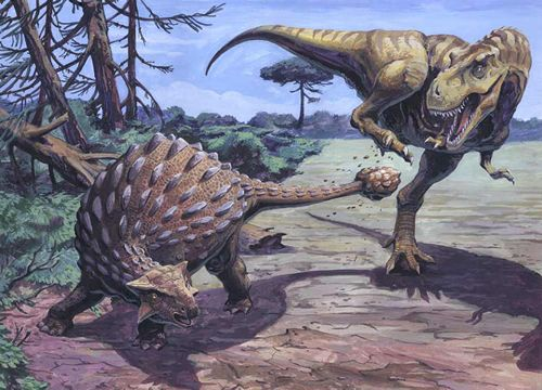 Amazing Facts About Dinosaurs - Long Tails