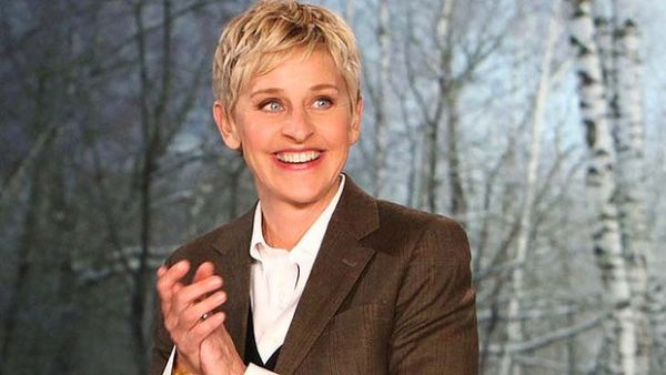 Ellen Degeneres Was A Stand Up Comedian In Her Early Days
