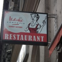 Ildikó Konyhája - Great Hungarian Food in Budapest on a Budget