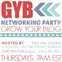 Grow Your Blog (GYB) Hop