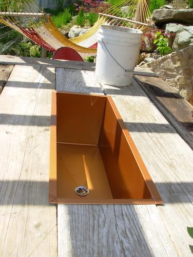 table centre box