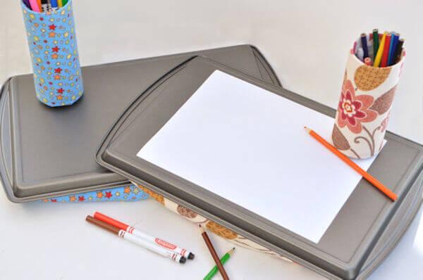 Car Art Lap Desk 2
