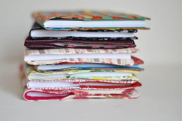 Sewn Book Cover 13