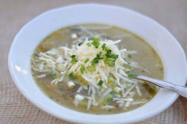 Southwestern White Chili 4