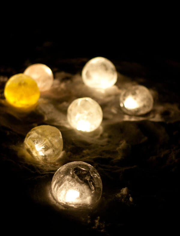 Ice Luminaries 1