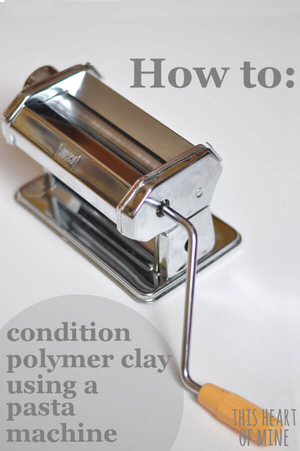 How to Condition Polymer Clay 1