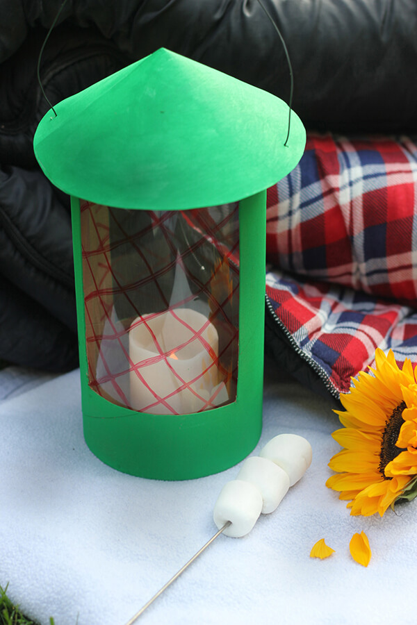 Endless Summer Projects: Upcycled Camping Lanterns | Classic Play - Pars Caeli - Lulu the Baker - Alexandra Hedin - this heart of mine