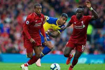 Van Dijk's brilliance, Mane's threat & spoiling Liverpool ...