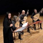 Fuggi fuggi on 3 lutes and voice