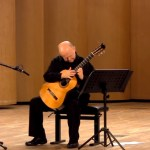 Pavel Steidl, Classical Guitar