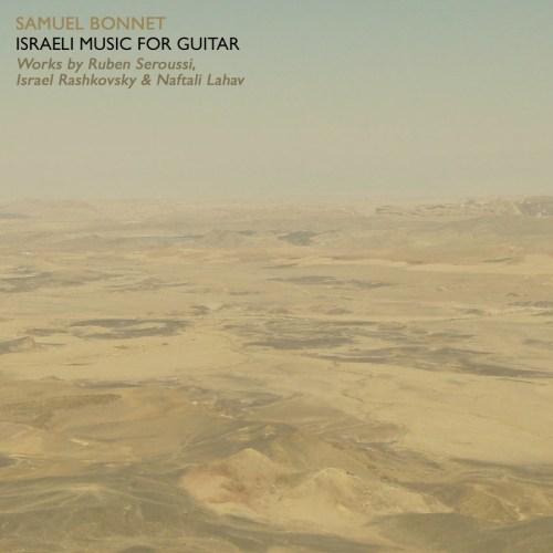 Bonnet - Israeli Music for Guitar