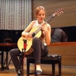 Alexandra Whittingham, guitar