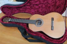 Cordoba C9 Parlor Classical Guitar Review