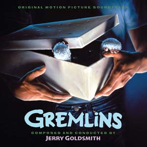 Gremlins by Jerry Goldsmith