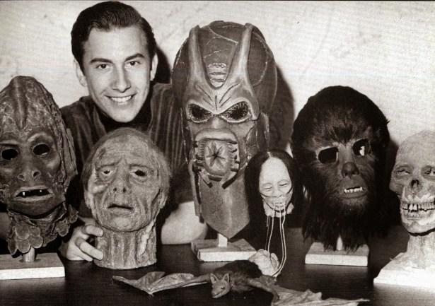 rick baker early masks