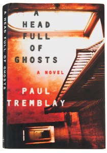 A Head Full of Ghosts Paul Tremblay Novel of the Year