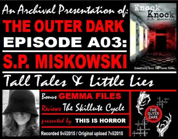 TOD A03 SP Miskowski Tall Tales and Little Lies