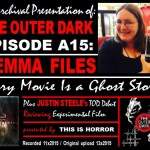 TOD A15 Gemma Files Every Movie Is A Ghost Story