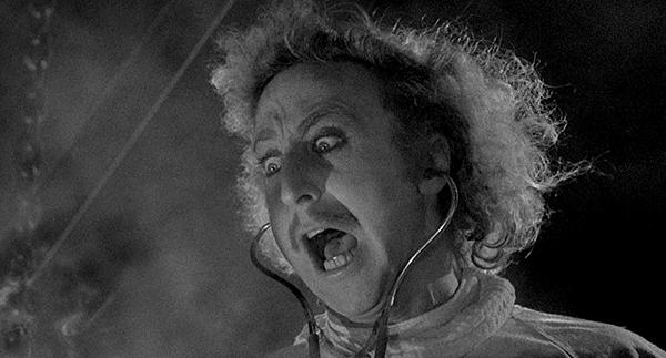 Gene Wilder Young Frankenstein