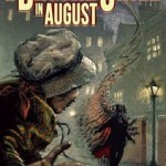 A Brutal Chill In August cover