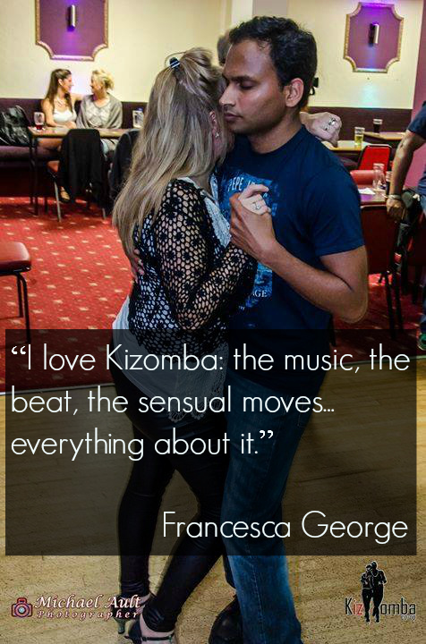 I love everything about Kizomba