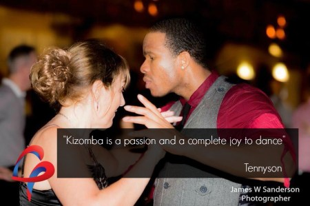 Kizomba is a passion and a complete joy to dance