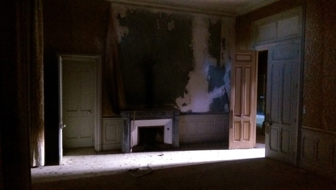 restoring chateau