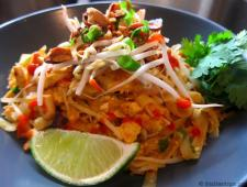 Almost Authentic Pad Thai Recipe