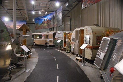 Campers in Hall of Fame
