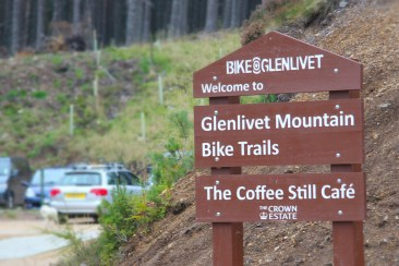 Bike Glenlivet!