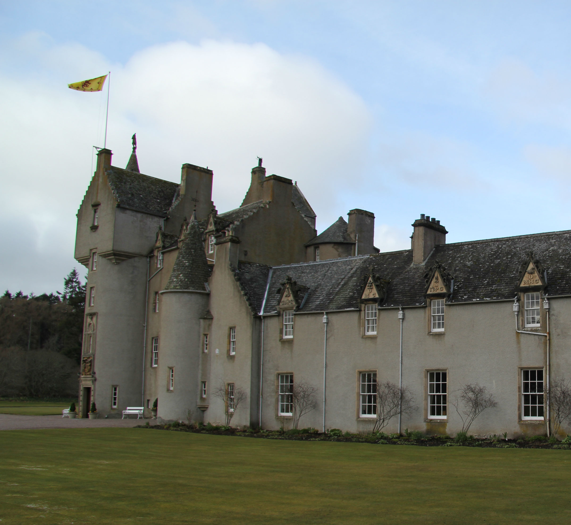 Ballindalloch Castle – a great day out!