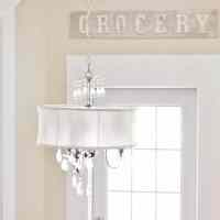 DIY Distressed Grocery Sign